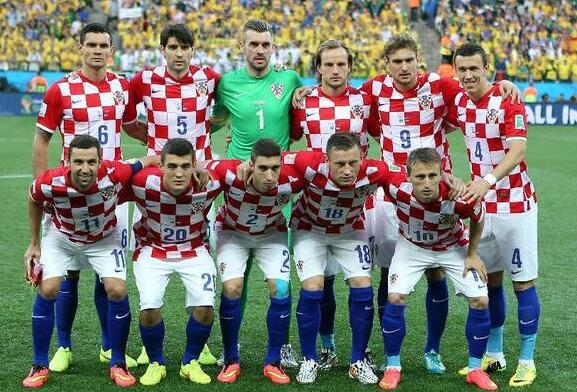 克罗地亚男足为什么出不了世界级的门将和后卫
