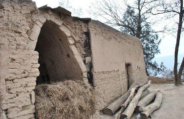 图说中国最贫穷的村庄 看着令人心酸的农村房子(图)