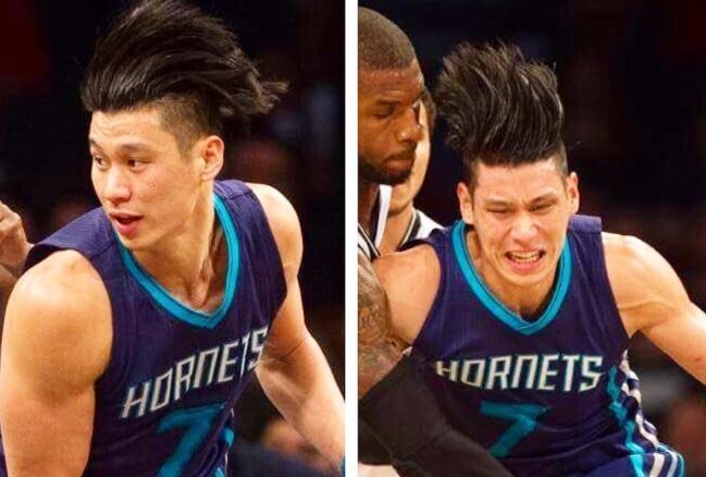 NBA篮网球星林书豪新发型突破天际让你吃惊!