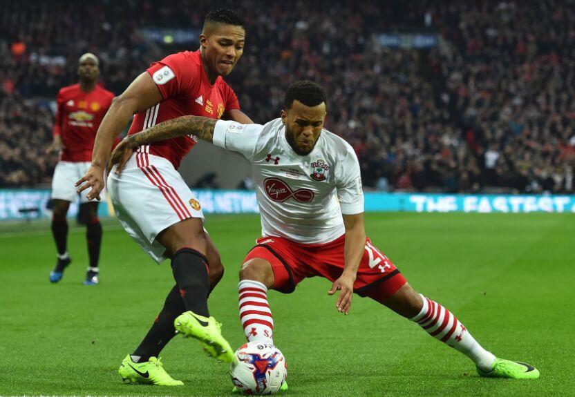 英格兰联赛杯决赛:曼联3比2险胜南安普敦(图)