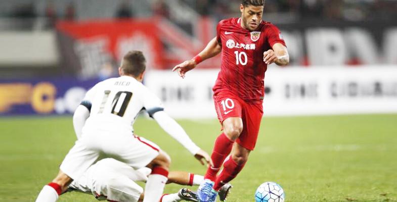 2017亚冠联赛:上海上港队5--1西悉尼流浪者队 图