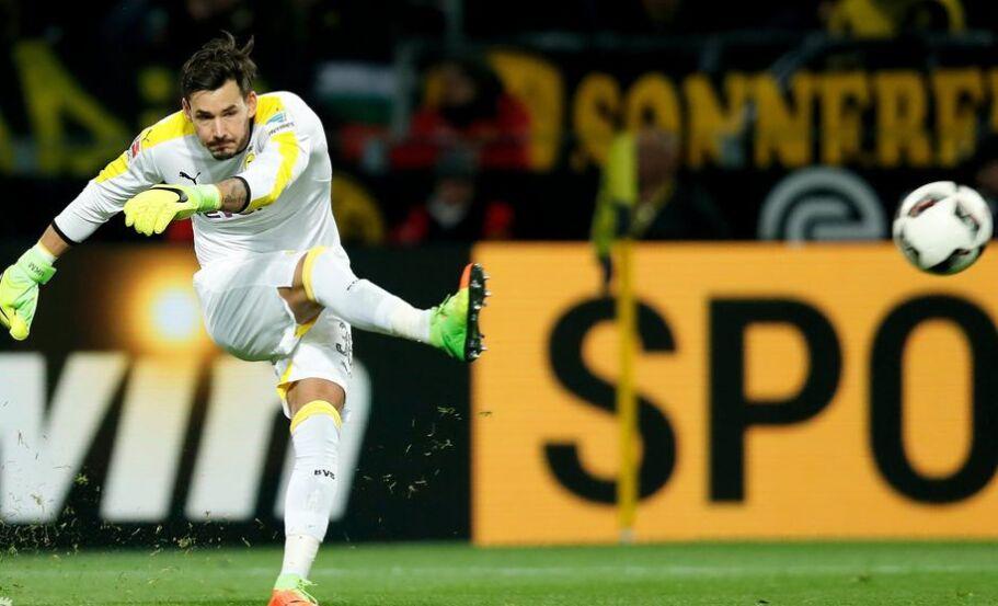德甲第25轮:多特蒙德1-0战胜因戈尔施塔特(图)