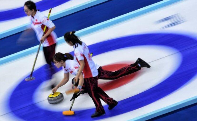 北京世界女子冰壶锦标赛 中国女队遭遇两连败(图)