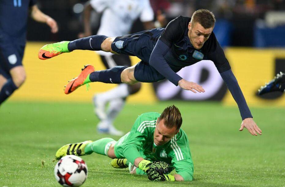 国际友谊赛:德国队主场1比0力克英格兰队(组图)