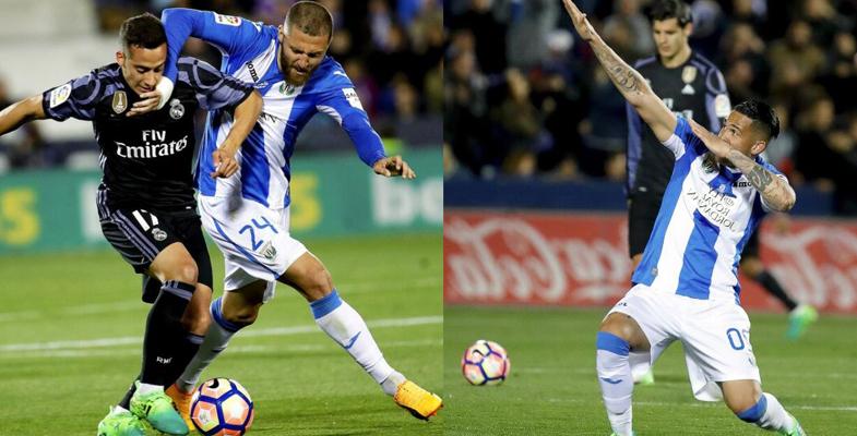 西甲:皇家马德里客场4比2取胜莱加内斯(组图)