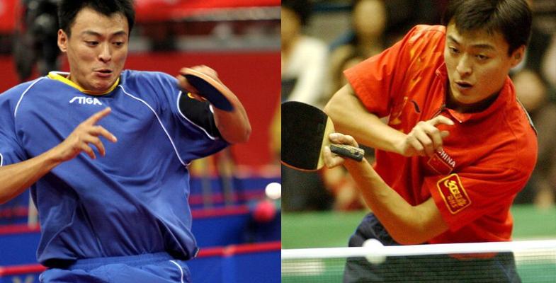 秦志戬正式担任中国男子乒乓球队主教练一职(图)