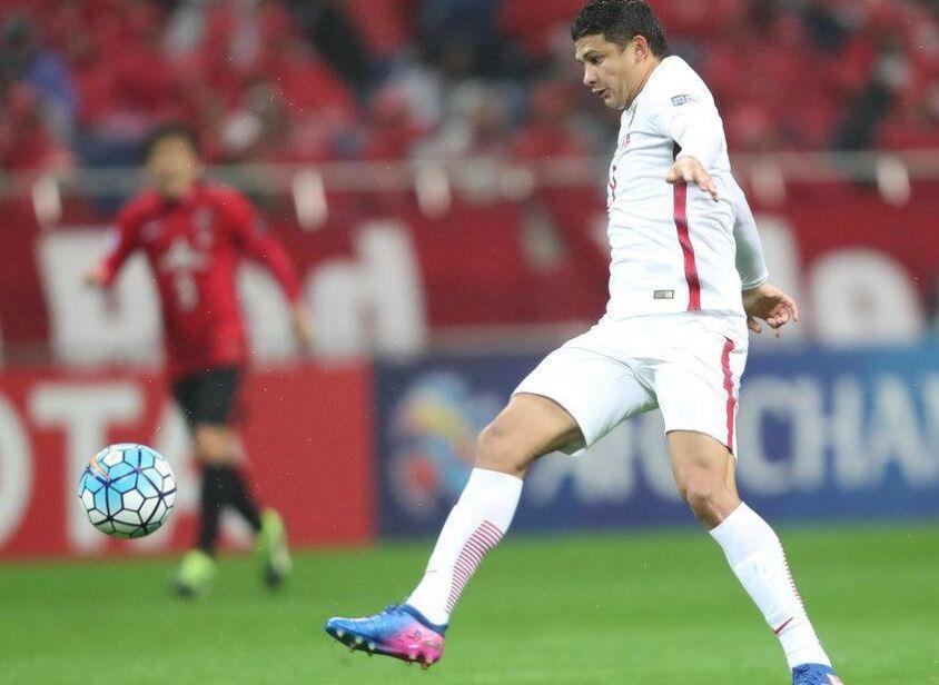2017年亚冠联赛小组赛:浦和红钻1-0上海上港 图