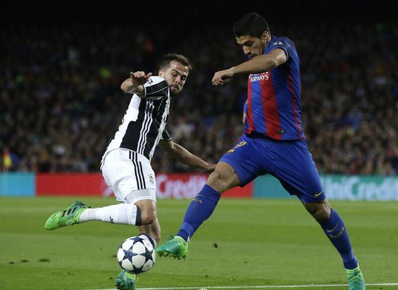 欧冠联赛:巴塞罗那主场0比0被尤文图斯逼平 图
