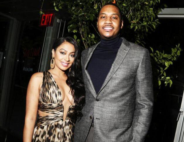 NBA球星安东尼搞大舞娘肚子与妻子拉拉已分居(图)