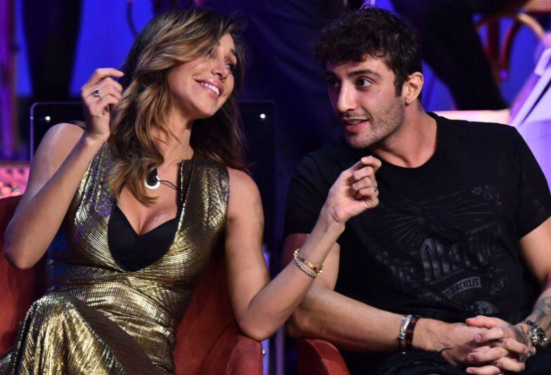 贝伦·罗德里格斯与男友做客电视节目贴身跳舞