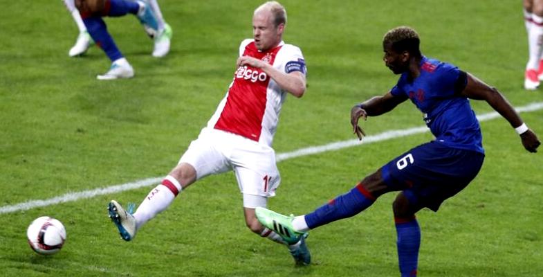 欧联杯决赛:曼联2-0战胜夺冠阿贾克斯(组图)