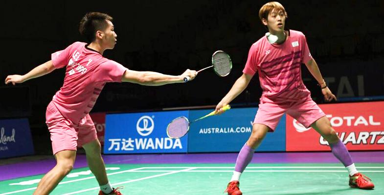 苏迪曼杯羽毛球赛淘汰赛:韩国晋级4强(图)