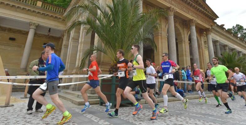 2017卡罗维瓦利半程马拉松启动 肯尼亚选手争光