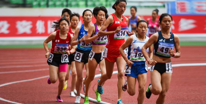 内蒙古举行全国青年田径锦标赛第3日精彩(组图)