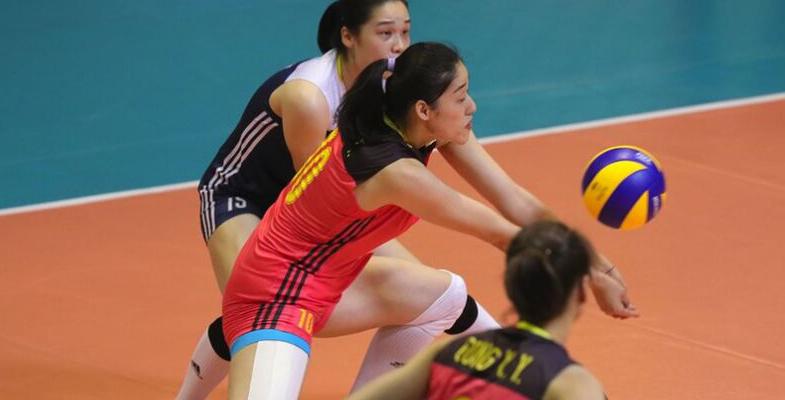 2017年瑞士女排精英赛:中国队3-0轻取东道主瑞士