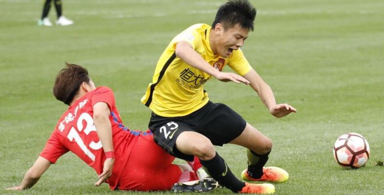 中超联赛:广州恒大淘宝客场3-1战胜延边富德