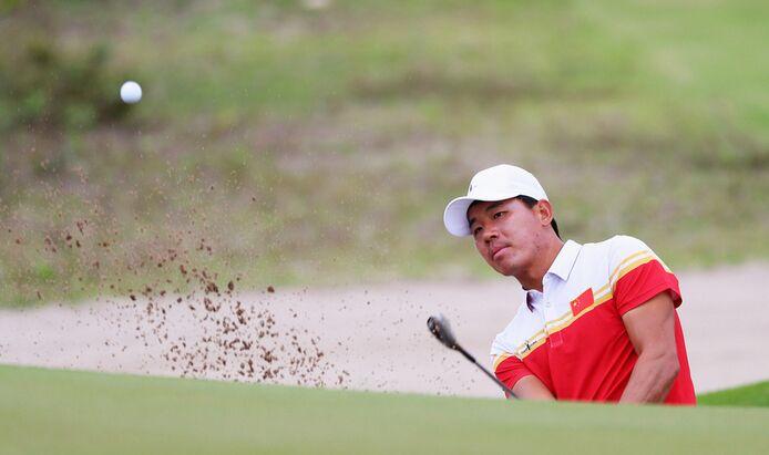 欧巡奥地利公开赛首轮:卫冕冠军吴阿顺抓下打出70杆