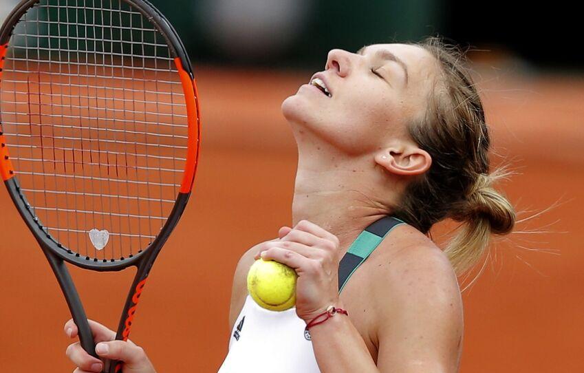 女单半决赛:哈勒普时隔三年重返法网决赛