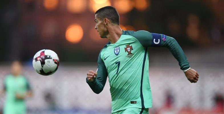 世界杯预选赛:葡萄牙客场3比0完胜拉脱维亚