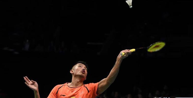印尼公开赛男单首轮 中国选手林丹负于中国台北