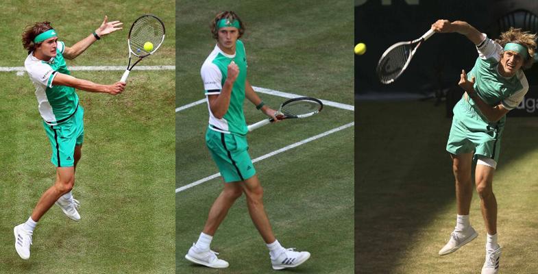 ATP500系列赛哈雷赛男单次轮争夺 兹维列夫晋级