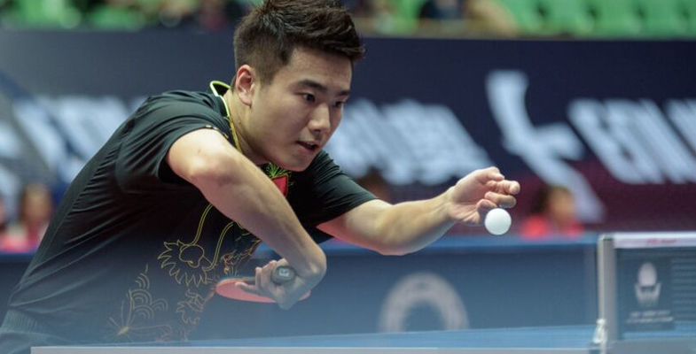 中国乒乓球公开赛男单资格赛:梁靖崑不敌彭王维