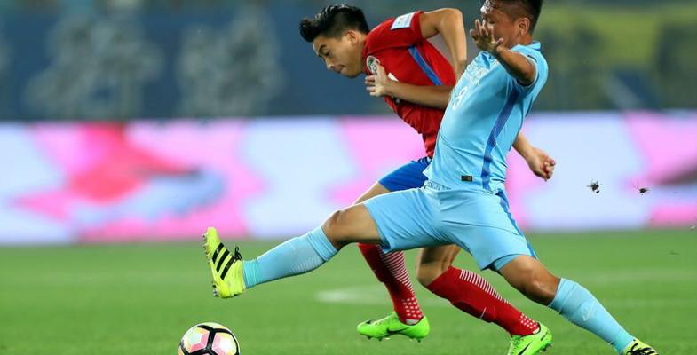 足协杯:江苏苏宁主场1-0淘汰建业(组图)