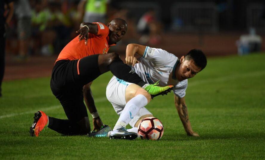 中甲联赛:北京人和主场0-1不敌大连一方(图)