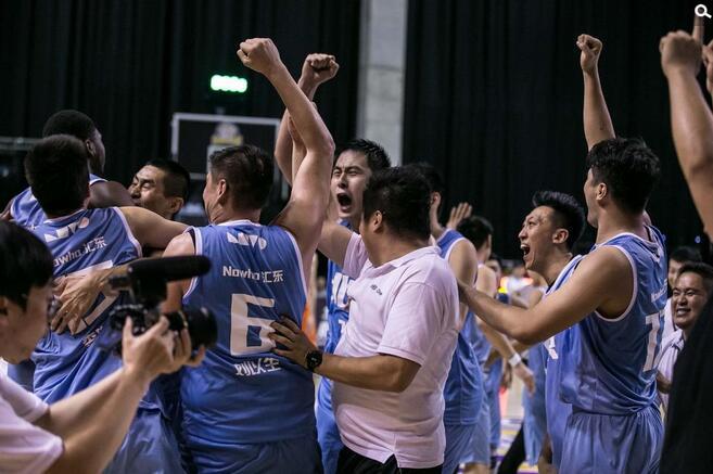cba球员业余组队成高手,老马现身当场|cba|马布里|北京男篮 -