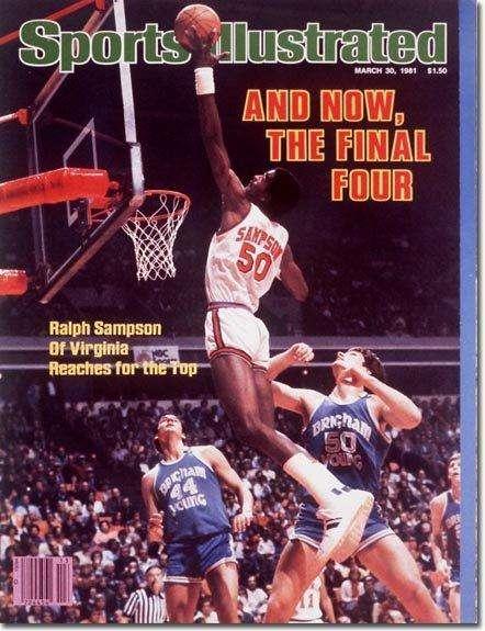 加内特做不到这件事, 他才是唯一有可能摸到篮板上沿的人! -