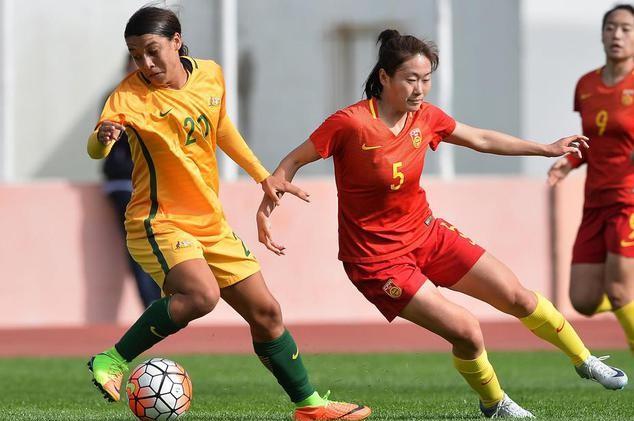 中国女足11月将赴澳大利亚进行两场热身比赛