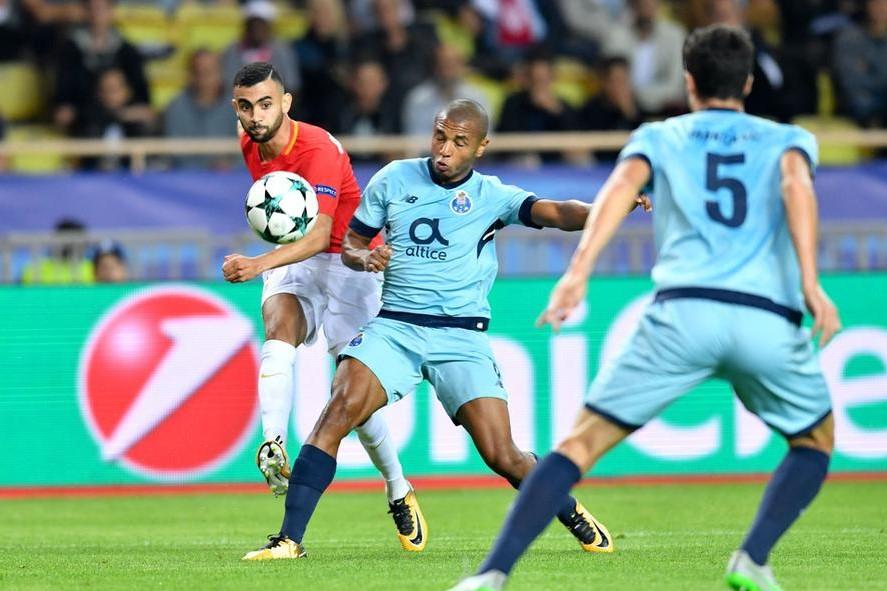欧冠-摩纳哥0-3负于波尔图