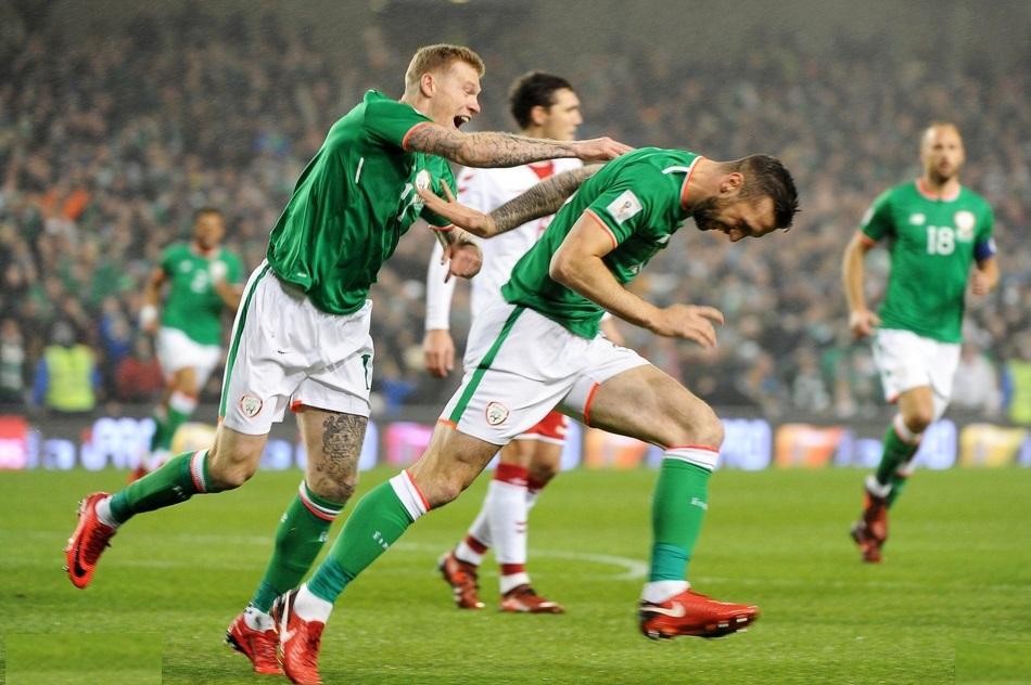 爱尔兰1-5丹麦