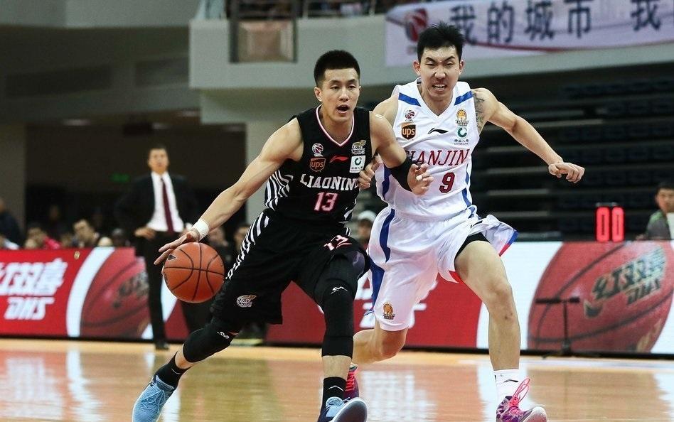 CBA联赛第9轮:天津104-115辽宁