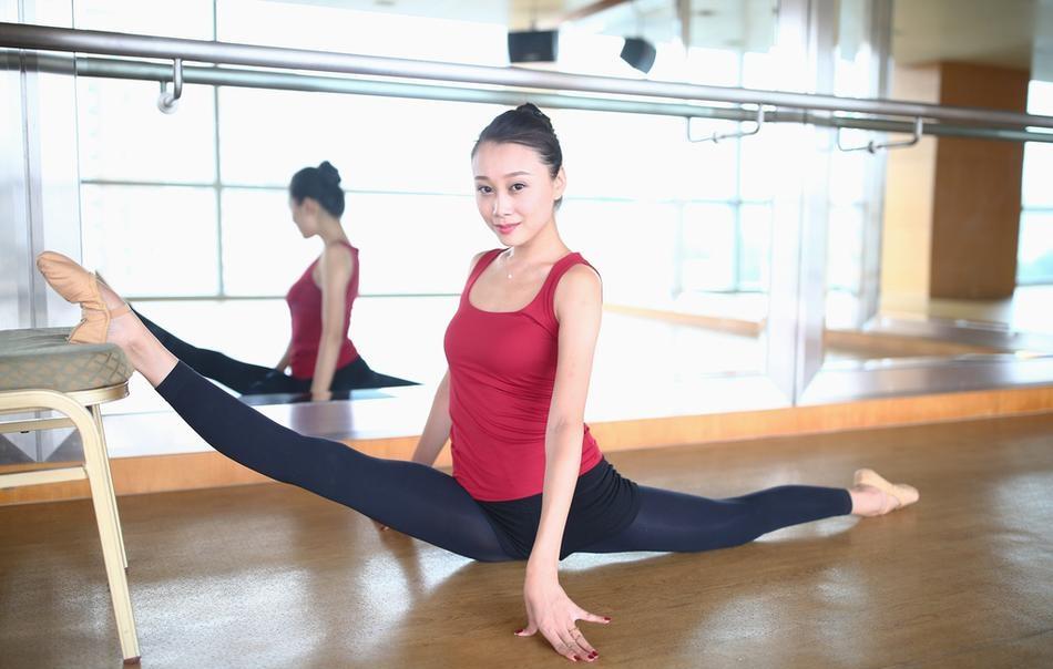 北京舞蹈学院,写真,瑜伽