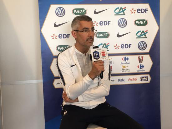 弗兰克勒加尔:世界杯期间不会禁欲 登贝莱伤势已无碍