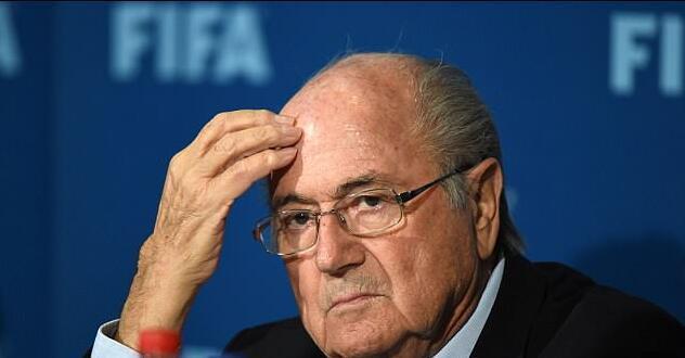 前FIFA主席抵達莫斯科:我是為了享受世界杯而來