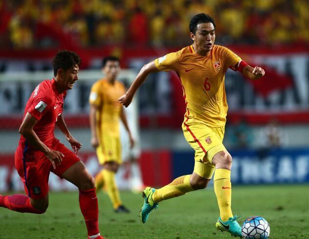 12强赛:郑智乌龙蒿俊闵传射 国足客场2-3惜败韩国