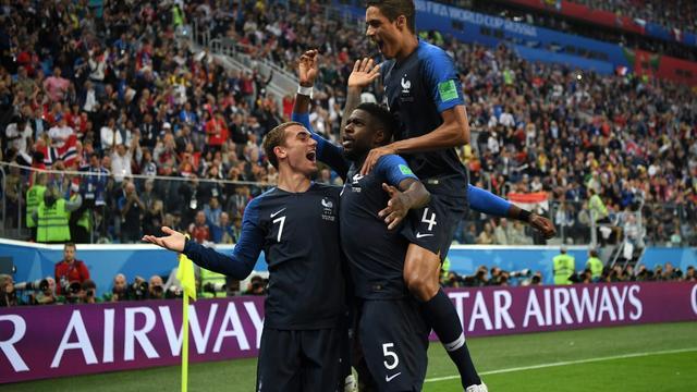 「国美手机世界杯早报」法国时隔12年再进决赛 比利时大赛难冲冠