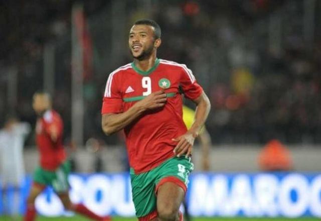 曝摩洛哥当家射手确定登陆中超 身价600万美金世界杯0进球