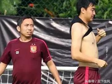 郝海东:国足球员天天训练跑1万米,在c罗眼中不算什么,怎么看?