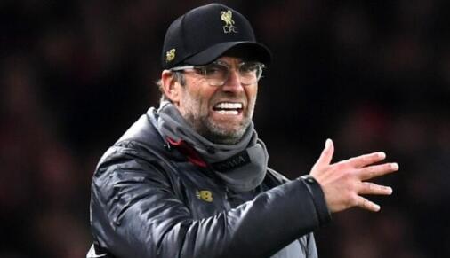 氣炸!克洛普:利物浦的問題十個手指都數不完