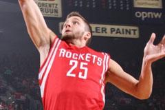 NBA直播视频:火箭VS开拓者 帕森斯关键球险绝杀制胜
