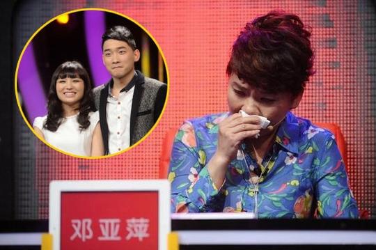 视频-邓亚萍上中国梦想秀当嘉宾 为抗癌女孩冯莹感动落泪