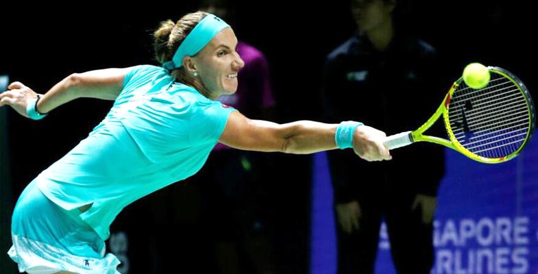 WTA总决赛:库兹涅佐娃2-1险胜