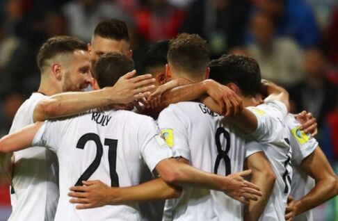 联合会杯14年来创德国39年新纪录 勒夫忘了挖鼻孔也忘换人?