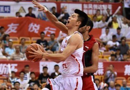 斯杯赛:中国男篮红队90-64胜埃及队获第三名(组图)